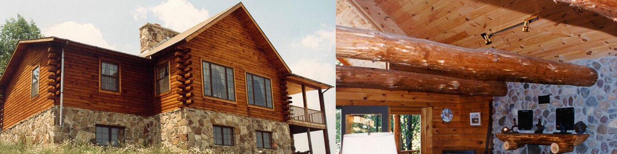 log cabin cabins custom home canadian handcrafted builders building inspiration homes